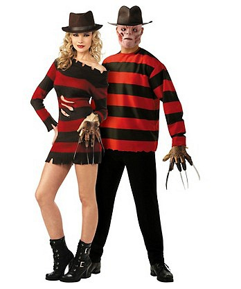 Костюм для пары на хэллоуин