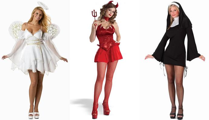 Новогодние костюмы для девушки своими руками 139